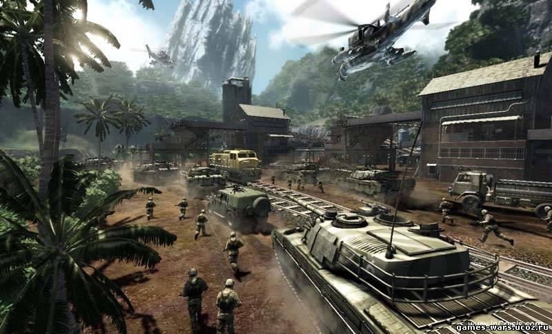 Появился карточный патч для Crysis Wars. Игра Silent Hill: The Escape появ